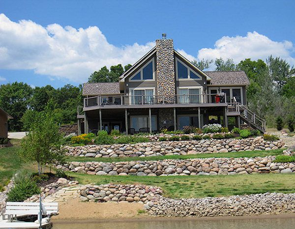 Sundown lake recreational property and vacation land for Lake house property